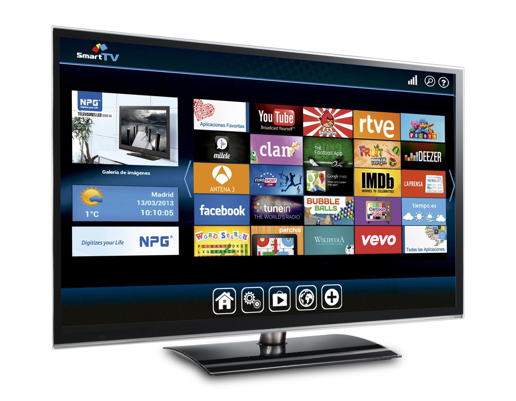 Neuimage convertir televisor en smart tv noticias for Fotos de televisores