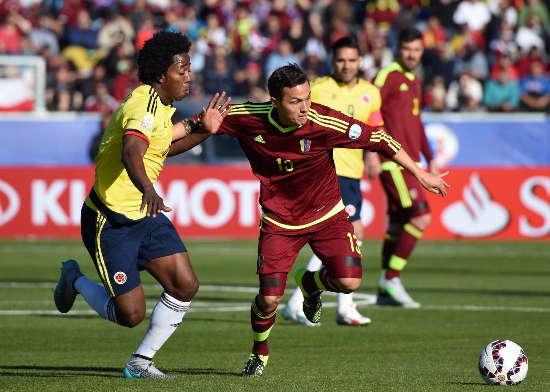 Resultado de imagen para colombia vs venezuela copa america 2015
