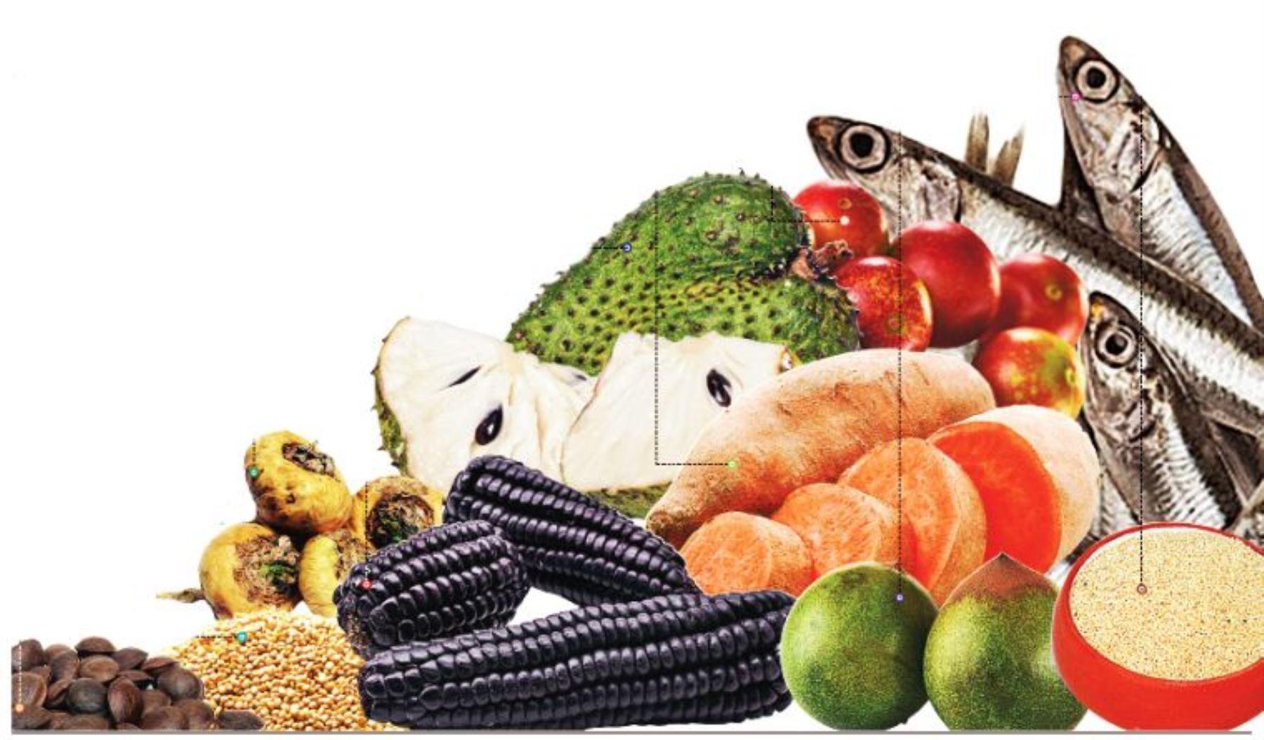Conozca 10 alimentos peruanos sabrosos y saludables que