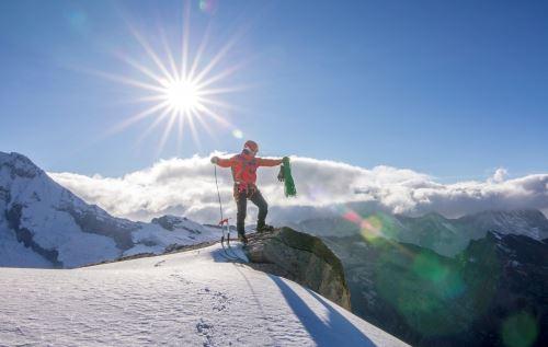 Parque Nacional Huascarán. Foto: Rondan Dickens