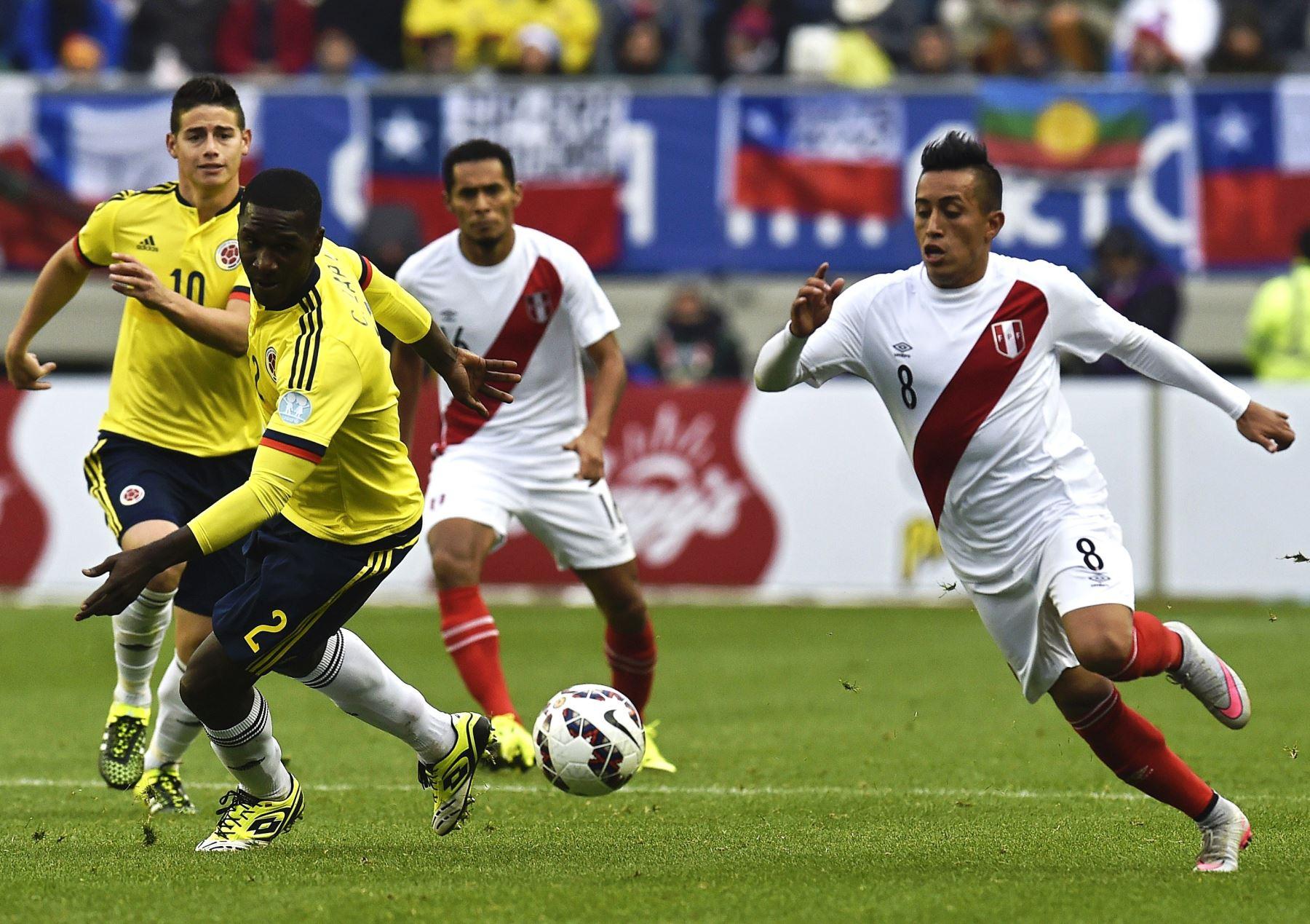 Prediksi Skor Peru Vs Kolombia 18 Juni 2016 Copa America