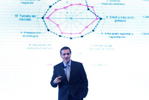 Ministro de Economía, Alonso Segura. ANDINA/Melina Mejía