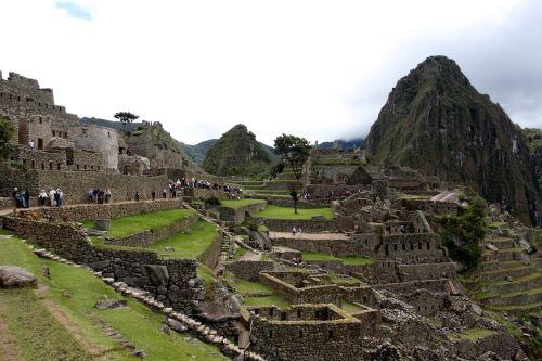 Se iniciaron las actividades para celebrar el octavo aniversario de la declaratoria de Machu Picchu como Maravilla Mundial. ANDINA/Percy Hurtado