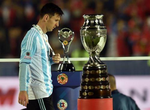 Messi sigue siendo esperado en la selección argentina