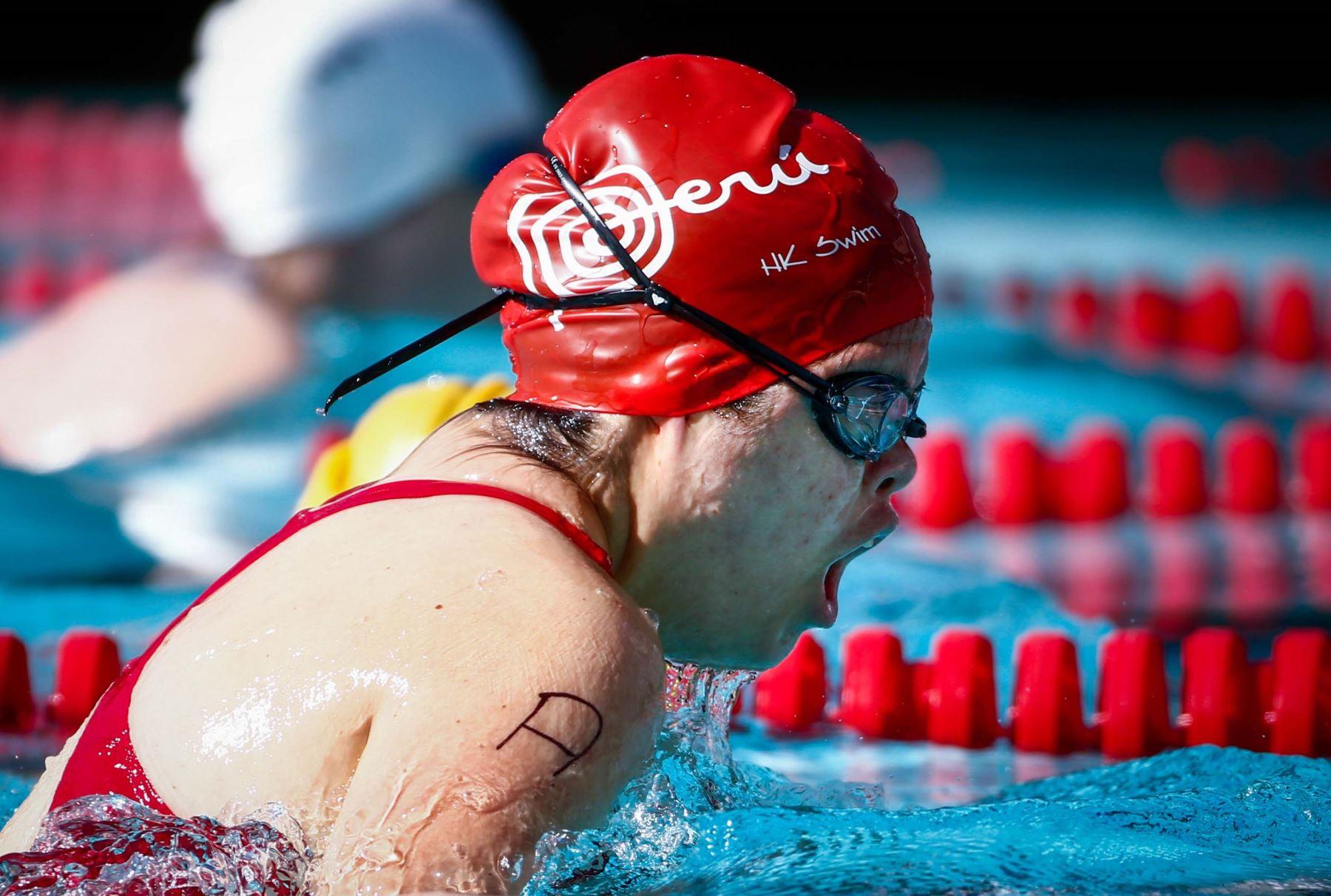 Perú suma 19 medallas en los juegos mundiales de olimpiadas especiales en Los Angeles, Estados Unidos.