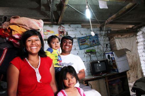 La Libertad: ejecutan 4 proyectos de electrificación rural por más de S/. 21 mllns. Foto: ANDINA/Difusión.