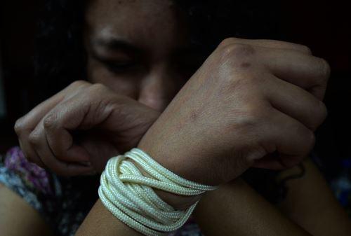 Víctimas de trata de personas serán resarcidas. Foto: ANDINA