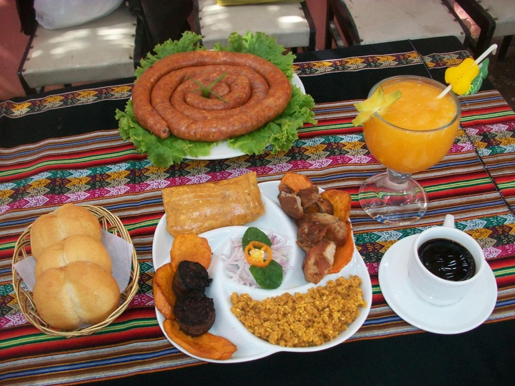 Gastronomía en Huacho