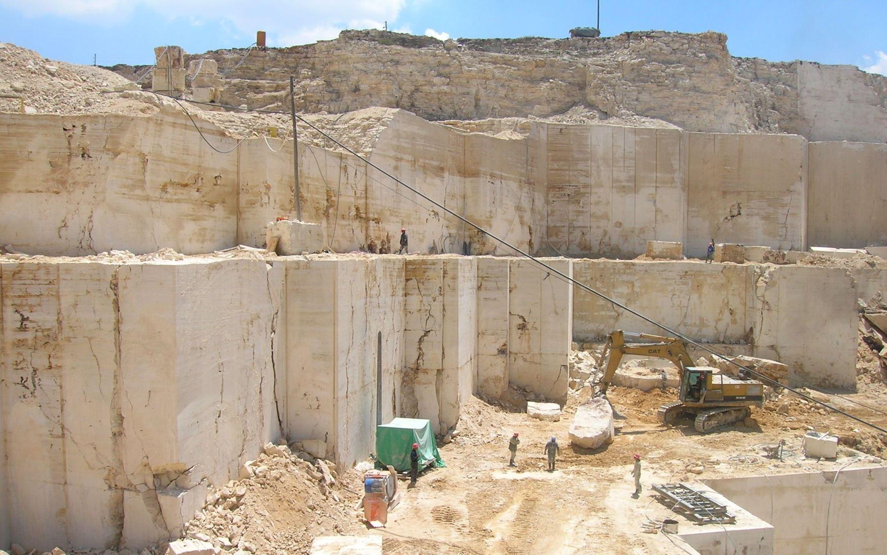 Pr xima semana se implementar a mesa de miner a no for De donde sacan el marmol