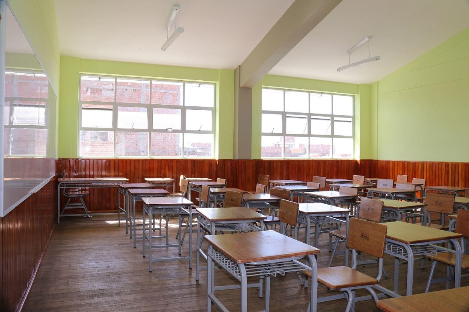 invierten s 27 mllns para adquirir mobiliario para On mobiliario para colegios