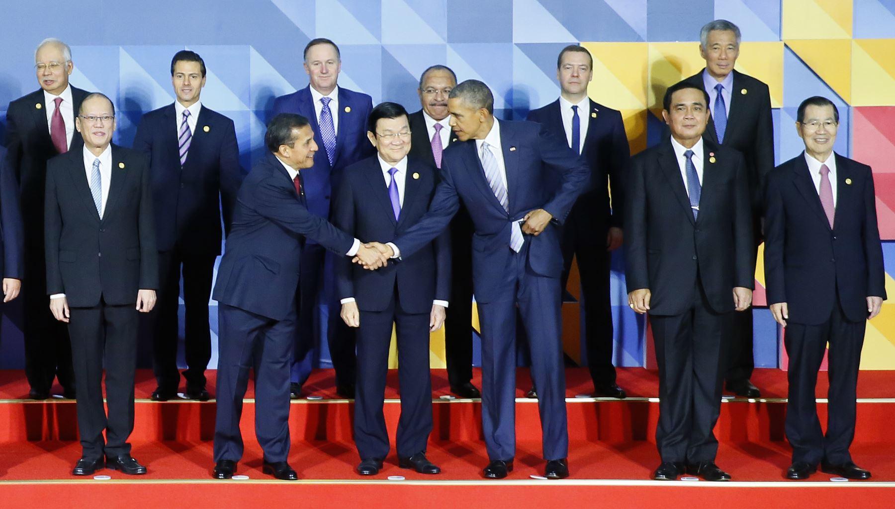 Image result for APEC Summit 2016