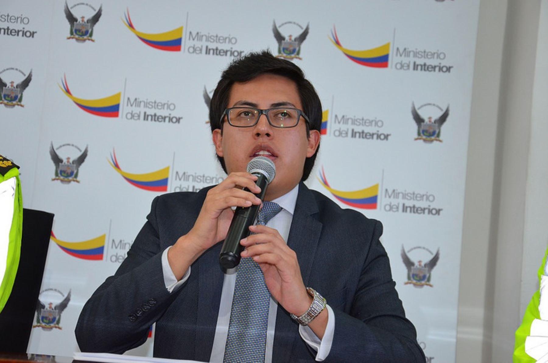 Ecuador ve con optimismo reformas de per a favor de for Portal del ministerio del interior