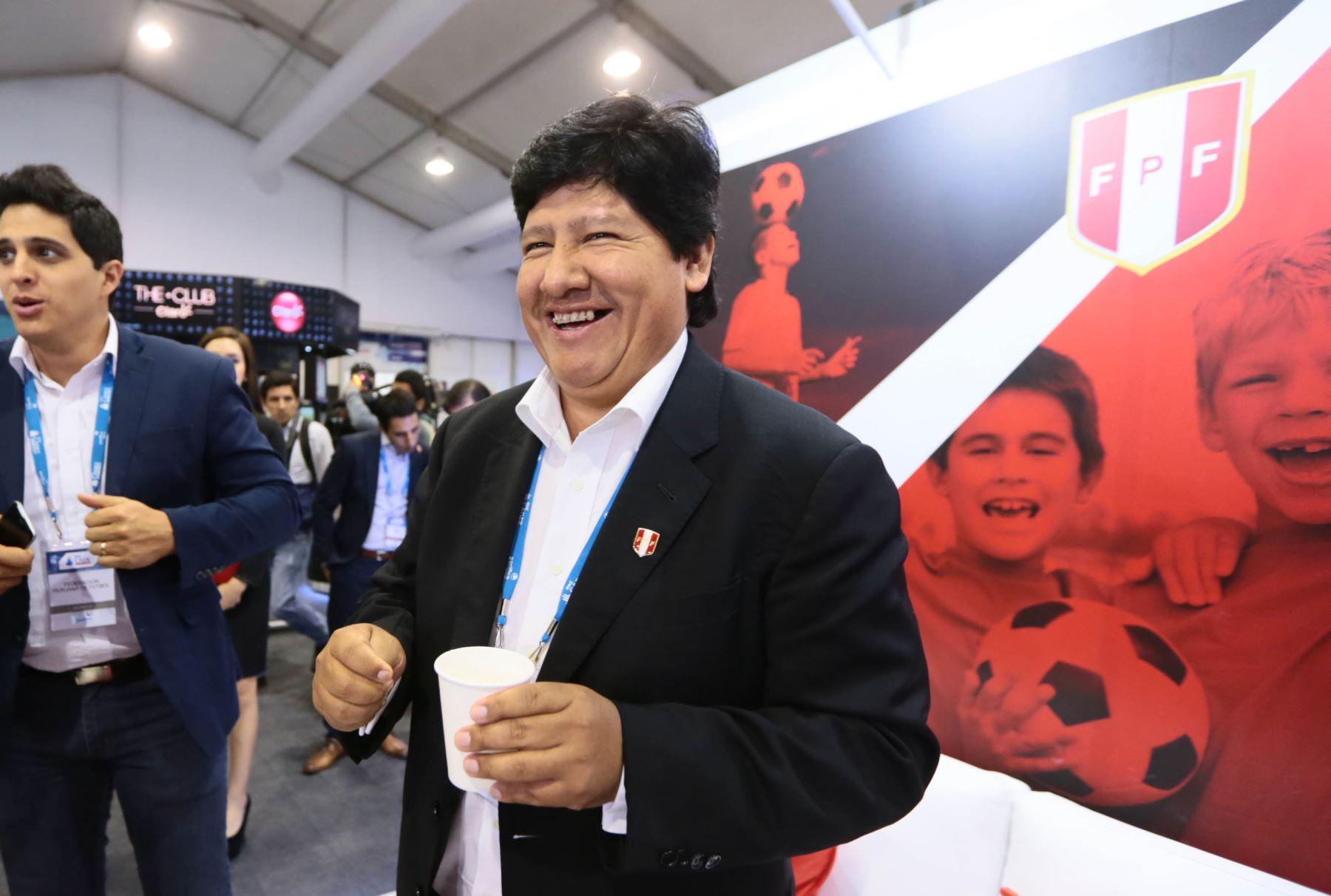 Edwin Oviedo se pronuncia sobre visita de Doña Peta — La Videna