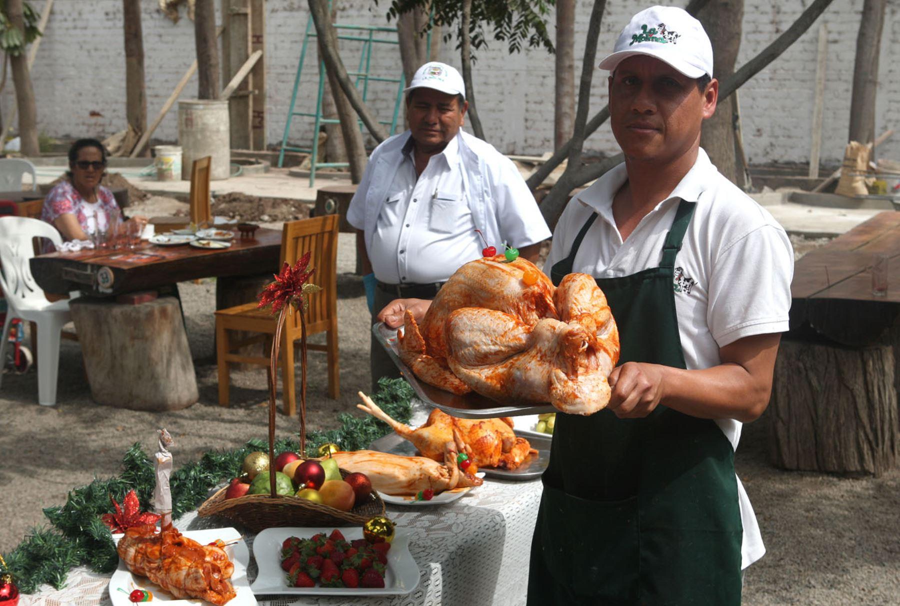 Carne de cuy y gallina se presentan como opciones for Opciones de cenas saludables