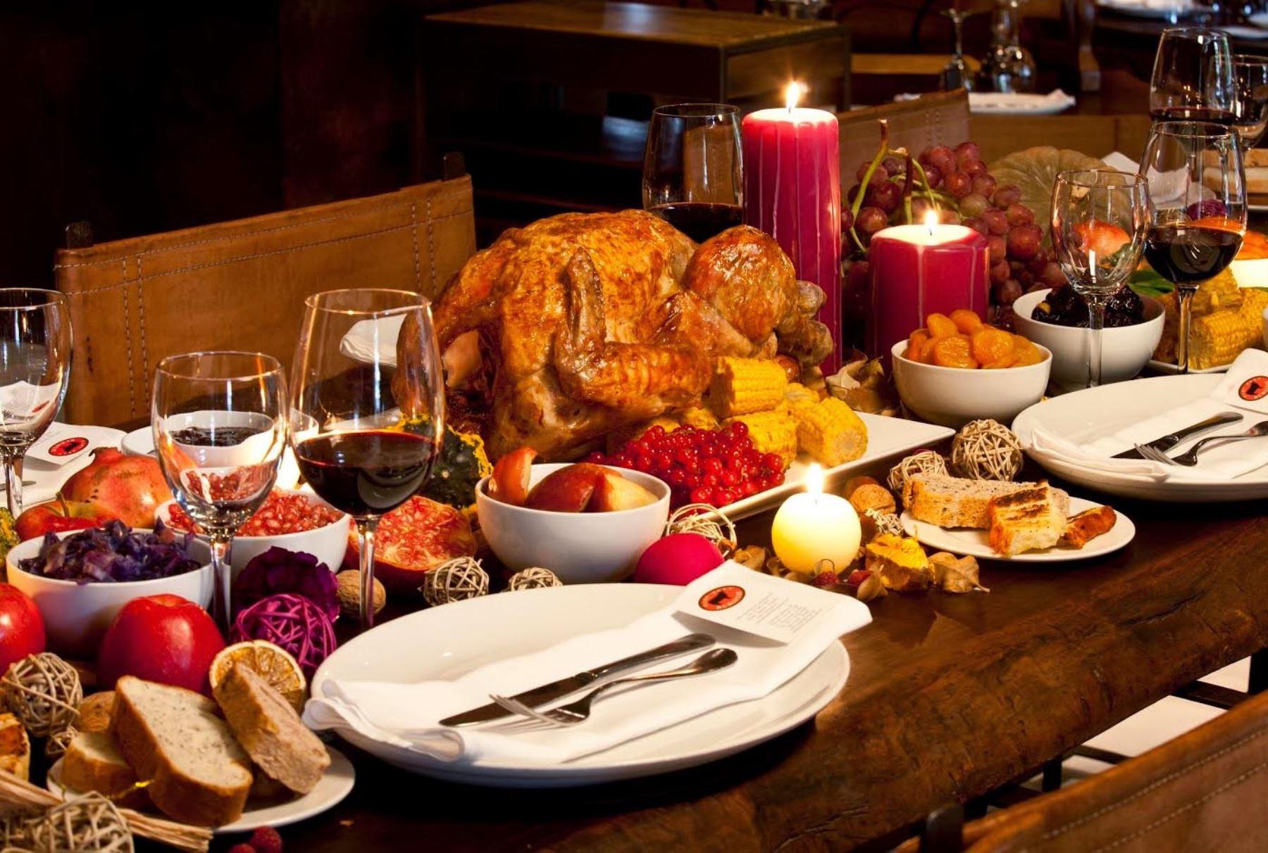 Consejos para diab ticos en la cena de navidad y a o nuevo - Cenas especiales para hacer en casa ...