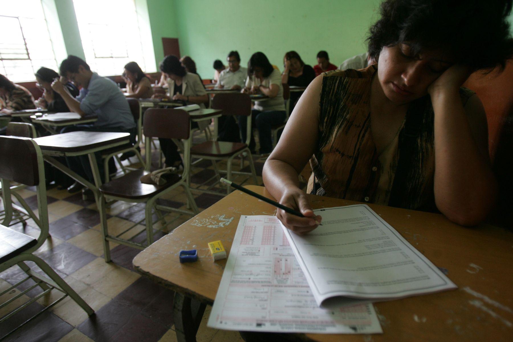 Docentes con buenas notas ocupar n todas las vacantes para for Vacantes para profesores