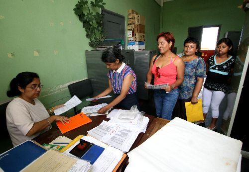 Proceso de matrícula escolar no está condicionado a pago de cuota de Apafa. Foto:  ANDINA/archivo