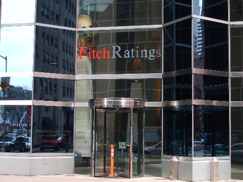 Fitch Ratings Sovereign Ratings Agency. Photo: ANDINA/ Difusión