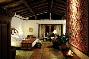 Habitación de Inkaterra Machu Picchu Pueblo Hotel.