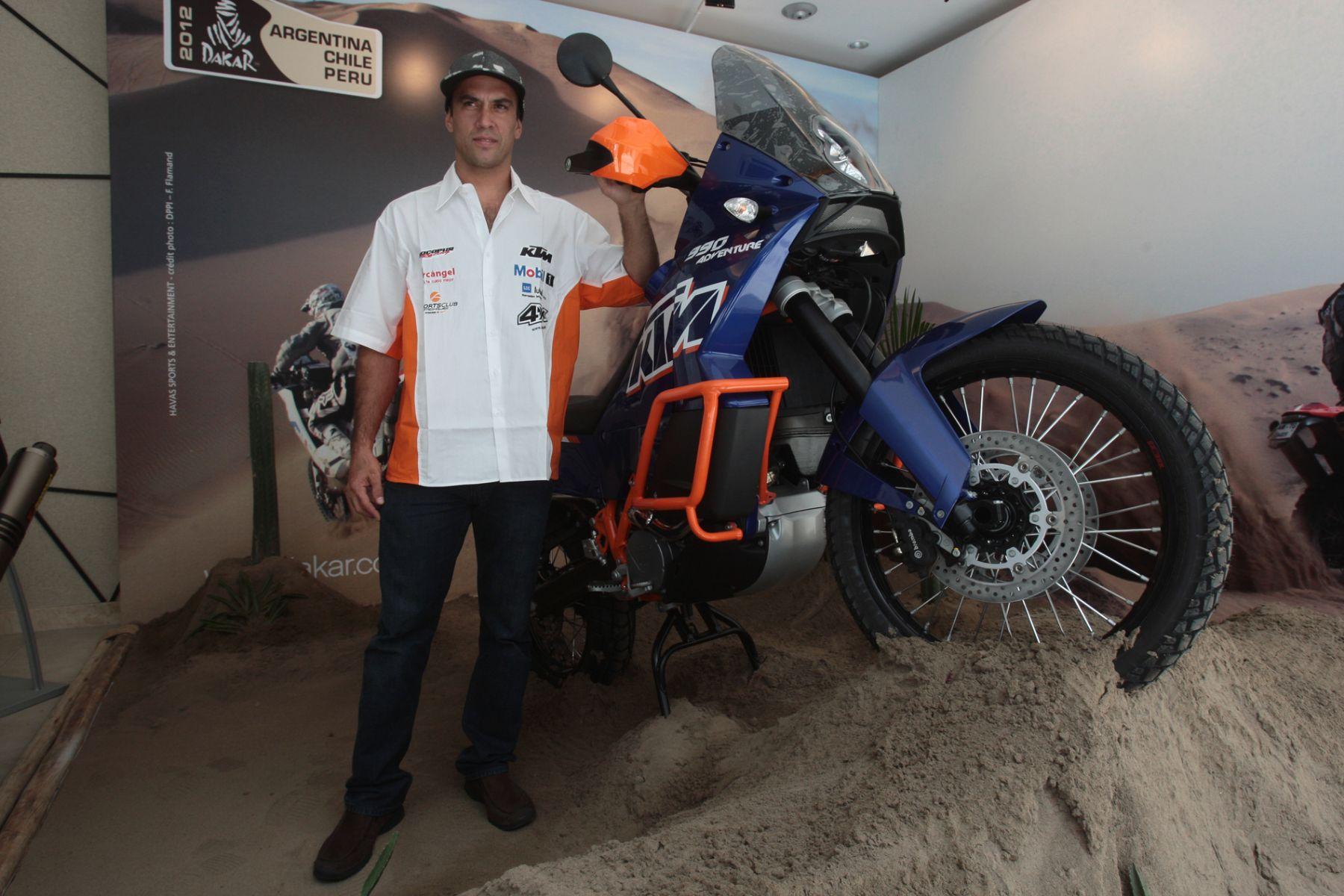 Pilotos Peruanos Cerraron Novena Etapa De Rally Dakar En