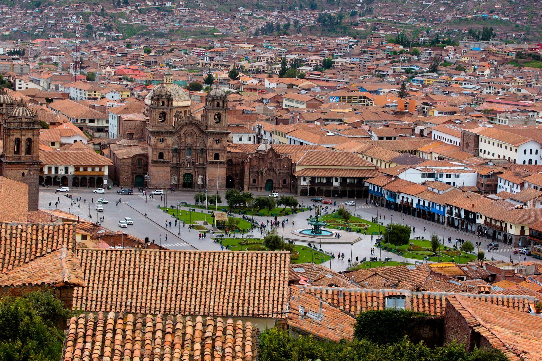 Incentivan a votar por el cusco en concurso siete ciudades for Ciudad santiago villas
