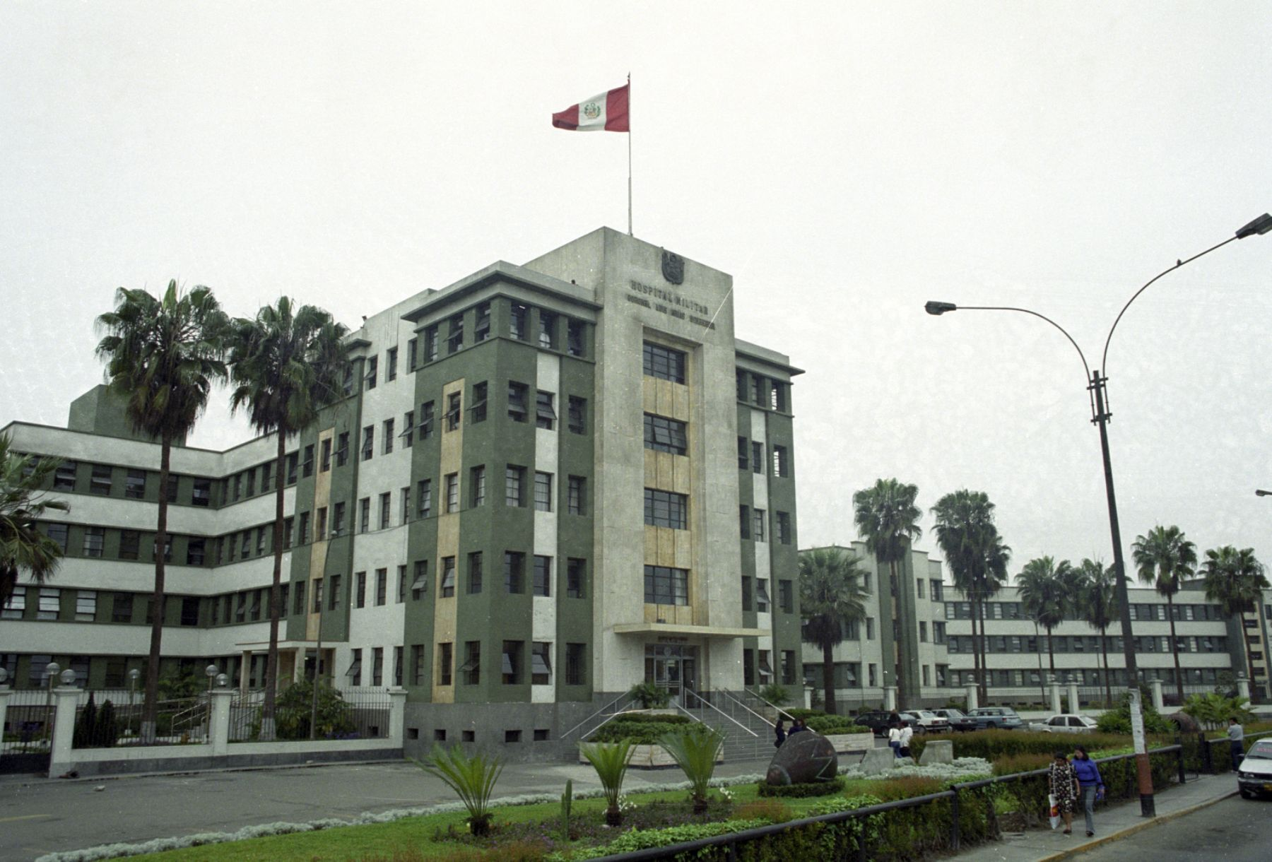 hospital militar central: