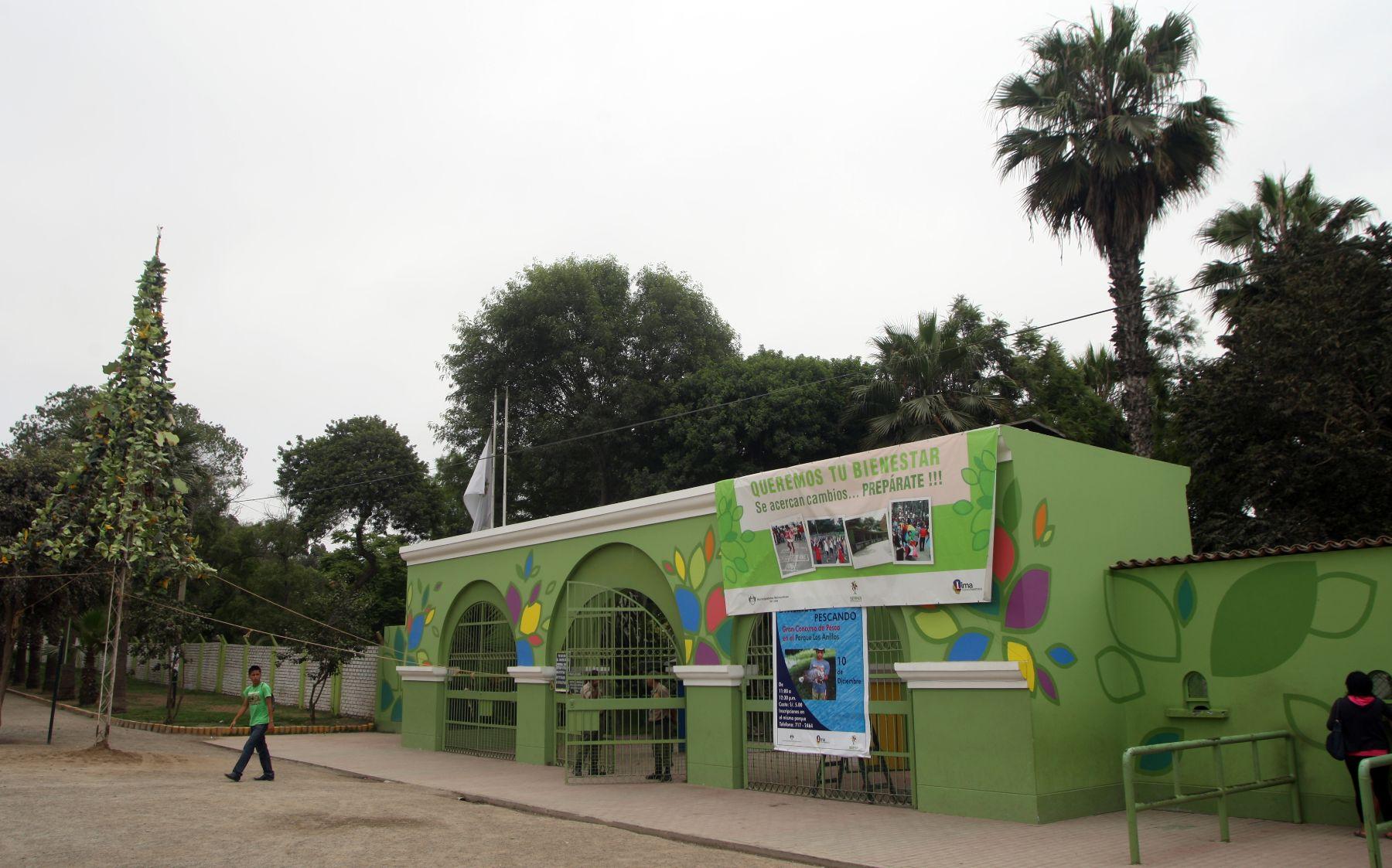 Tres parques zonales de lima ser n centros de refugio ante for Plano de villa el salvador