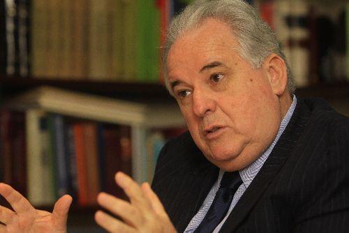 Jurista Alberto Borea. ANDINA/archivo