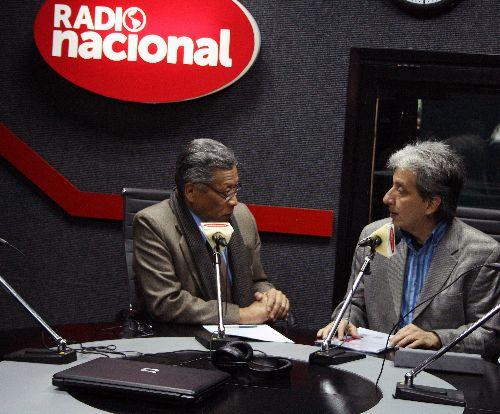 Radio Nacional del Perú cumple 78 años. ANDINA/archivo