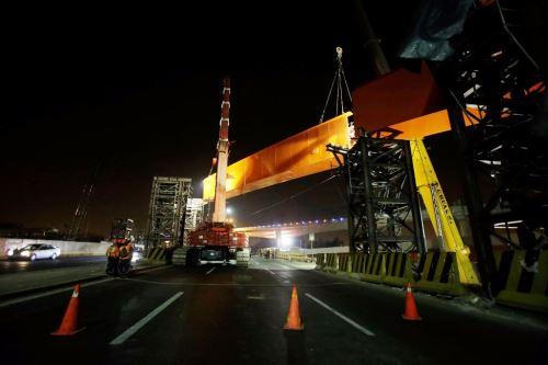 Restringirán tránsito vehicular en la Vía de Evitamiento a partir de las 23.00 horas. Foto: ANDINA/Difusión.