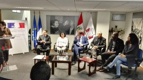 """Presentan Quinta Edición del Premio de Derechos Humanos """"Javier Pérez de Cuellar""""."""