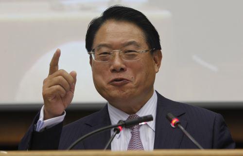 Li Yong, Director General de la Organización de las Naciones Unidas para el Desarrollo Industrial. Foto: Onudi.
