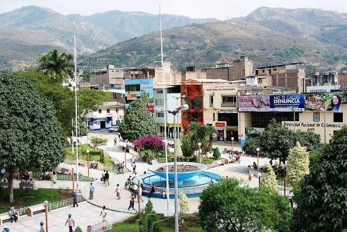 Vuelos a Jaén impulsarán la actividad turística en la parte norte de la región Cajamarca. ANDINA/Eduard Lozano