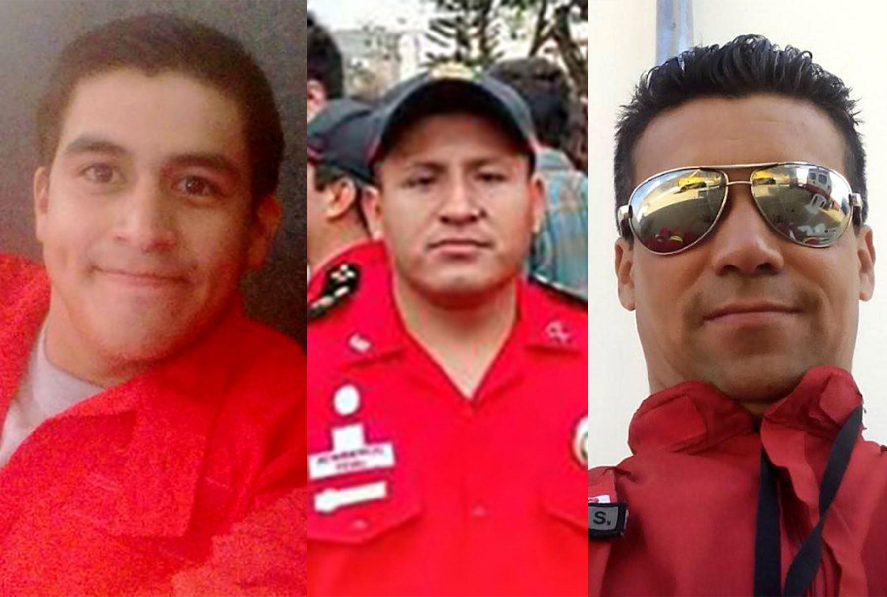 Deudos denuncian presunta negligencia en operaciones de búsqueda — Bomberos héroes