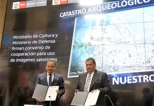 Imágenes de PerúSat-1 fortalecerá políticas para comunidades indígenas.