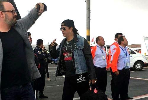 Foto: Club de Fans Guns N Roses.
