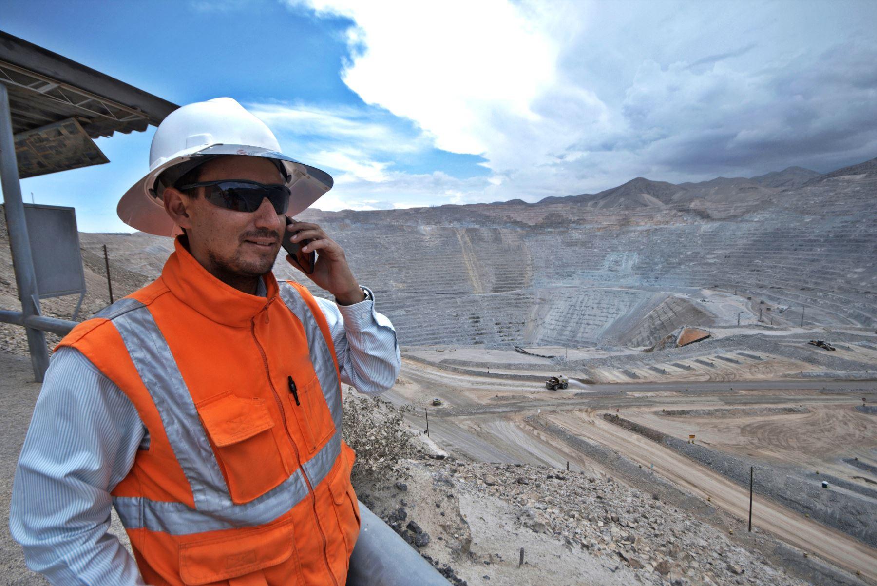 Chinese companies make up 21.68% of Peru's mining investment portfolio