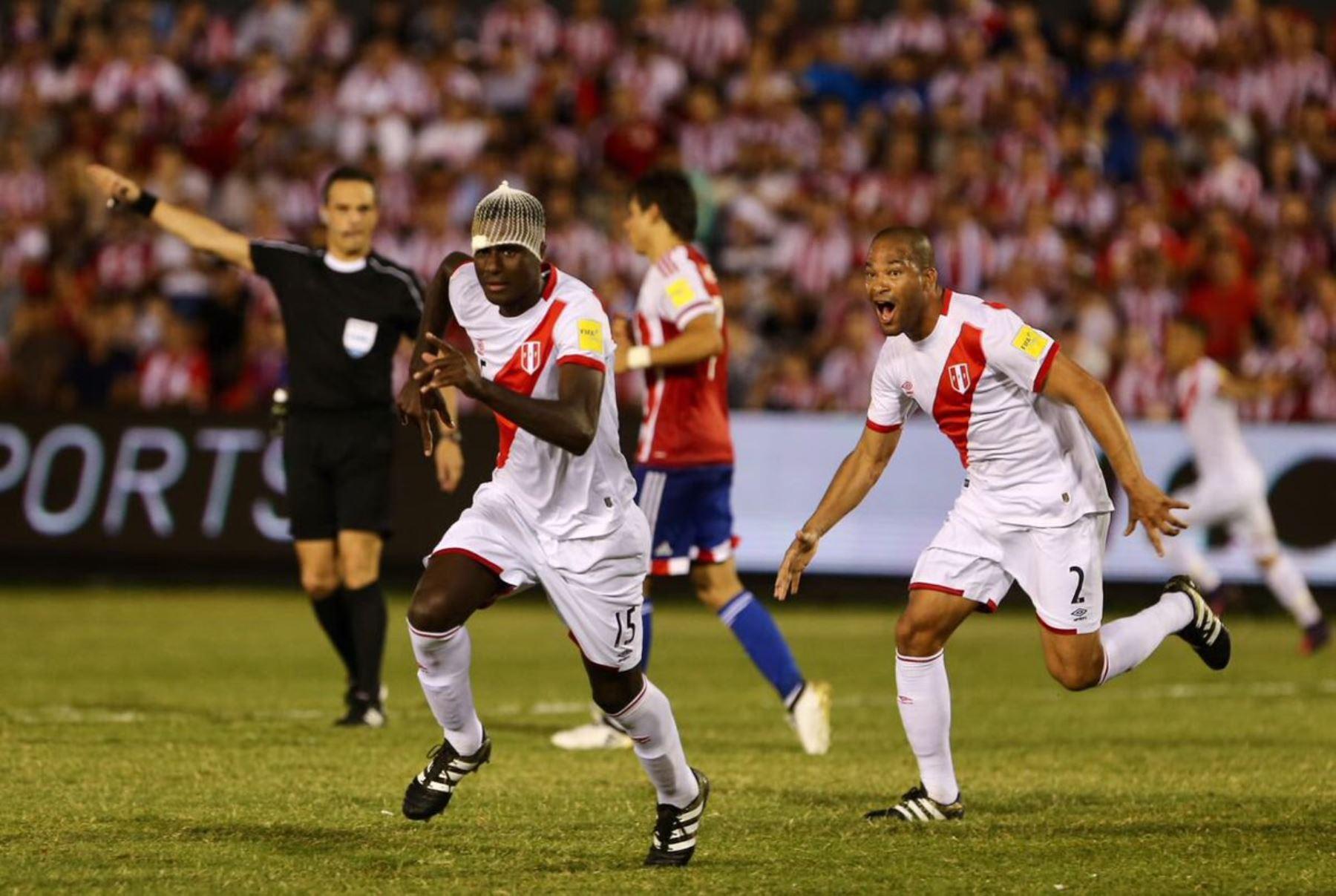 Resultado de imagen para Perú Goleó 4-1 A Paraguay