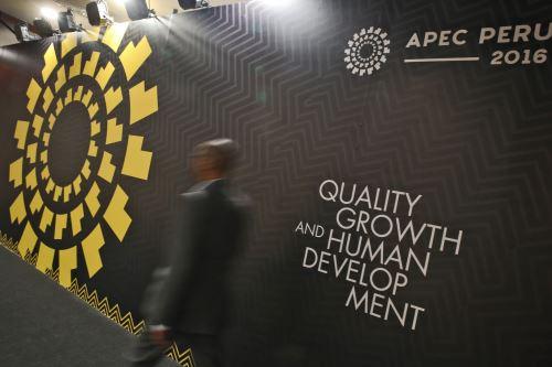 Preparativos para APEC 2016 Perú.Foto: ANDINA/Oscar Farje Gomero.