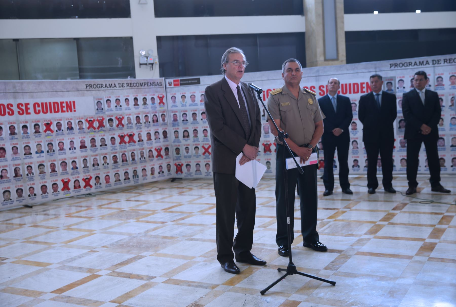 Lima per noviembre 22 el ministerio del interior for Portal del ministerio del interior