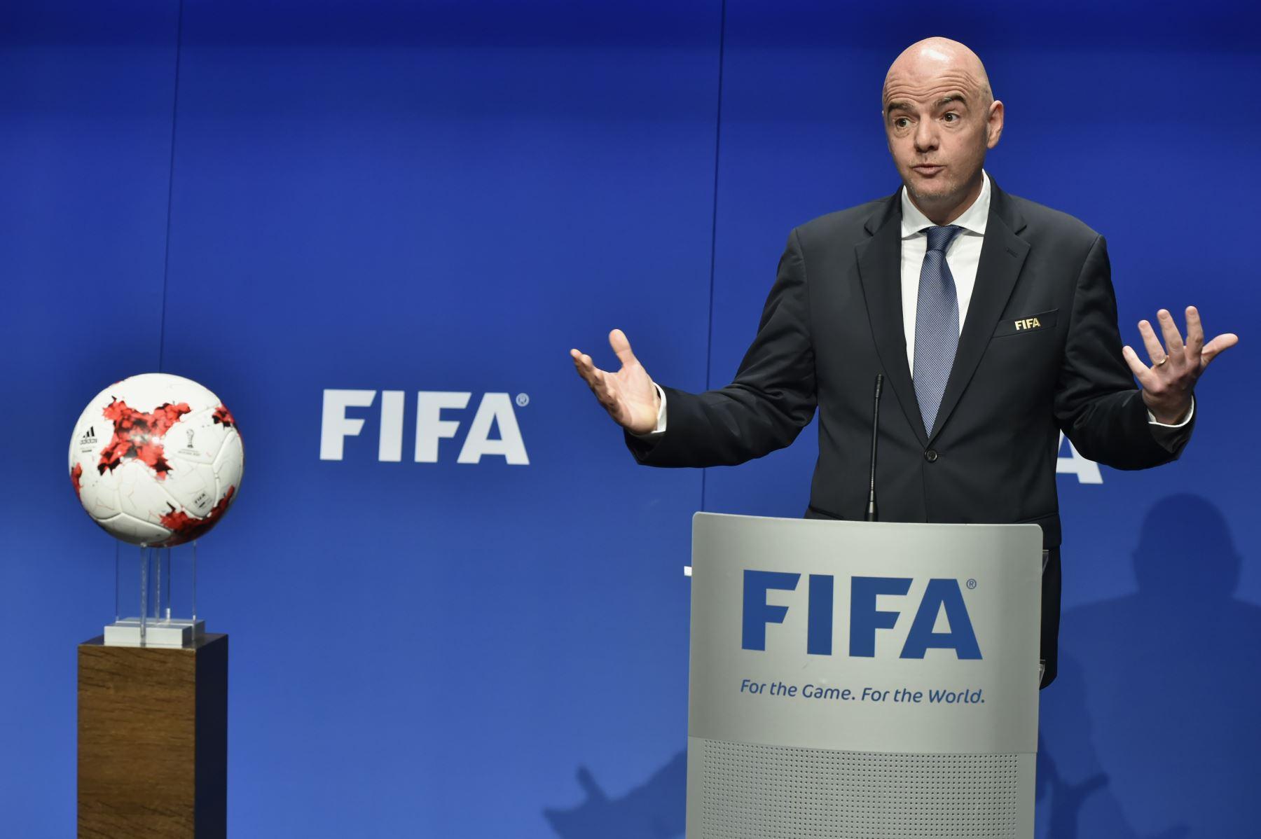 FIFA repartirá 400 millones de dólares entre los participantes de Rusia 2018