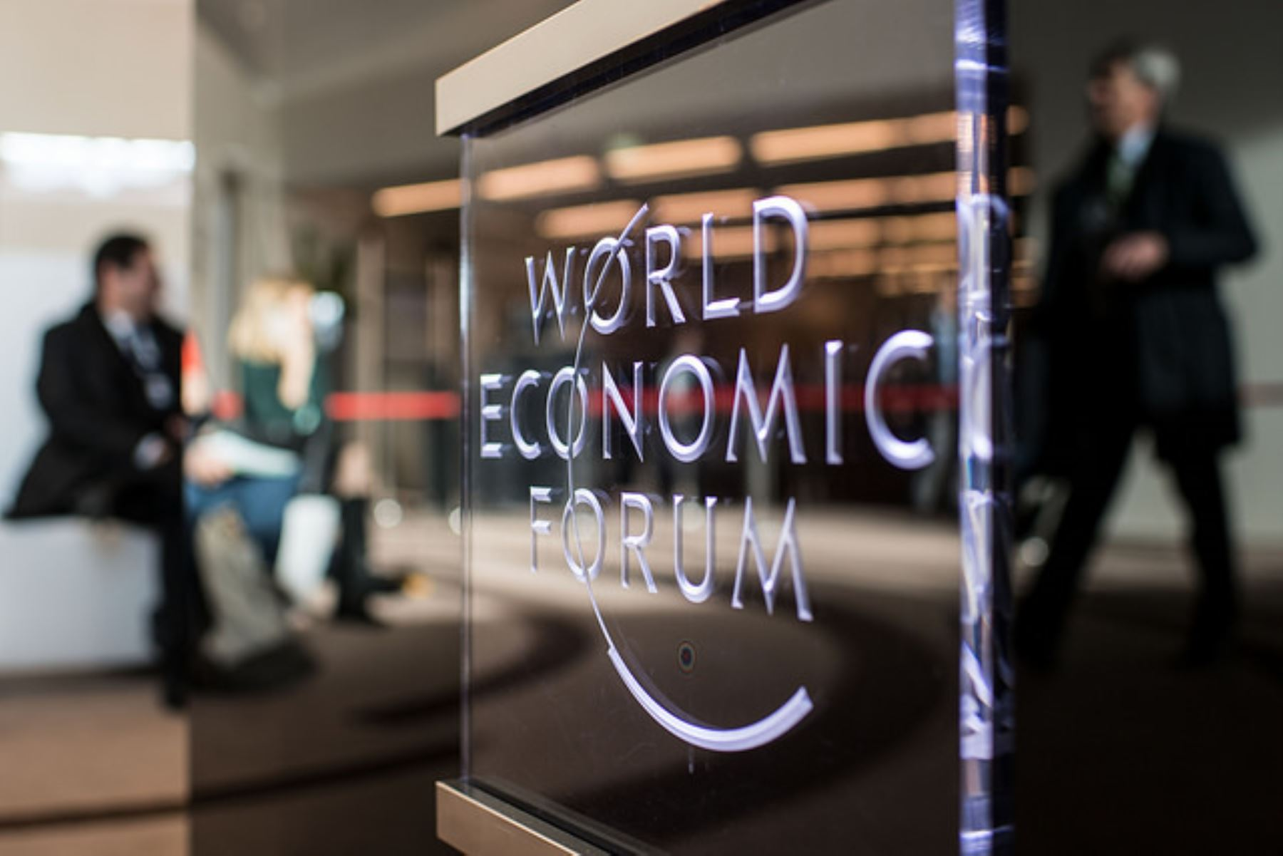 Foto: World Economic Forum.