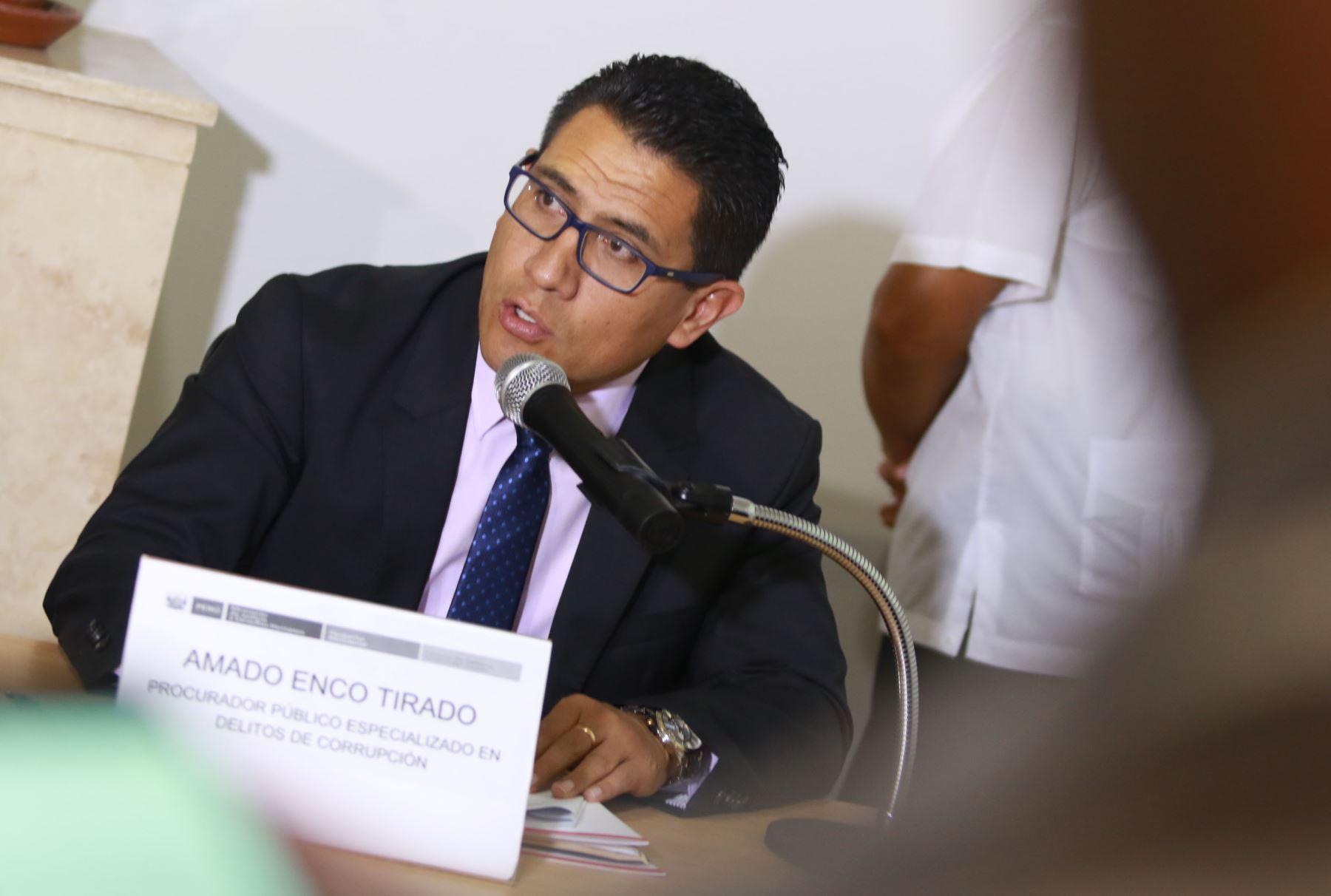 Procuraduría recupera S/.5 millones de reparaciones adeudadas por corruptos