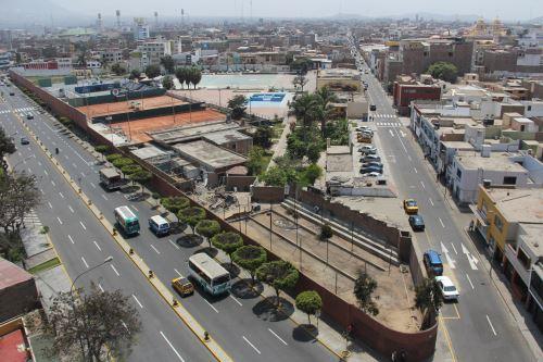Trujillo busca renovar sus unidades de servicio público. ANDINA/Luis Puell