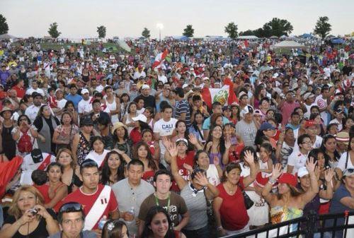 Peruanos en Estados Unidos. Foto: Internet/medios