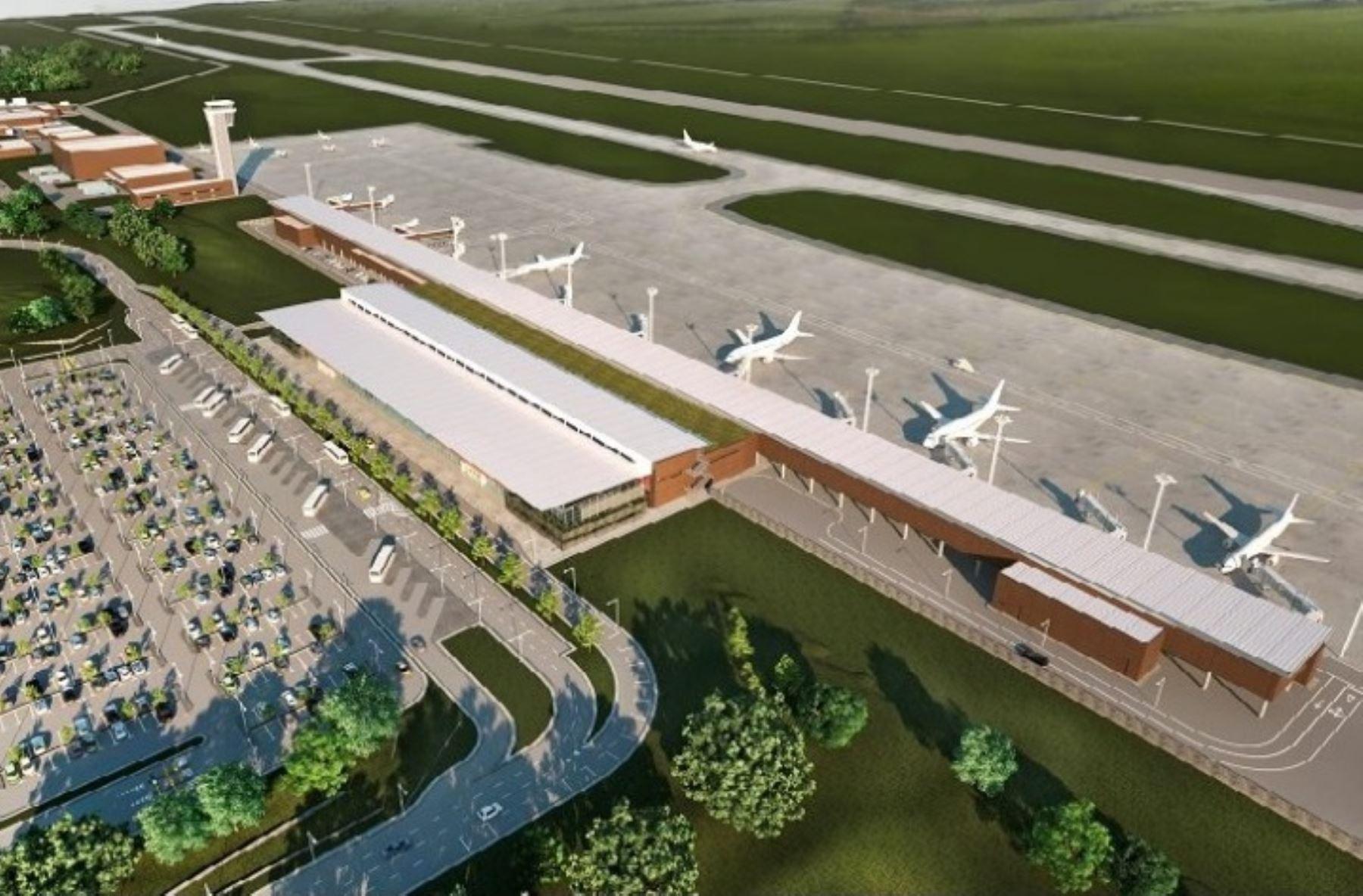 Peru: Chinchero Airport to improve population's life quality