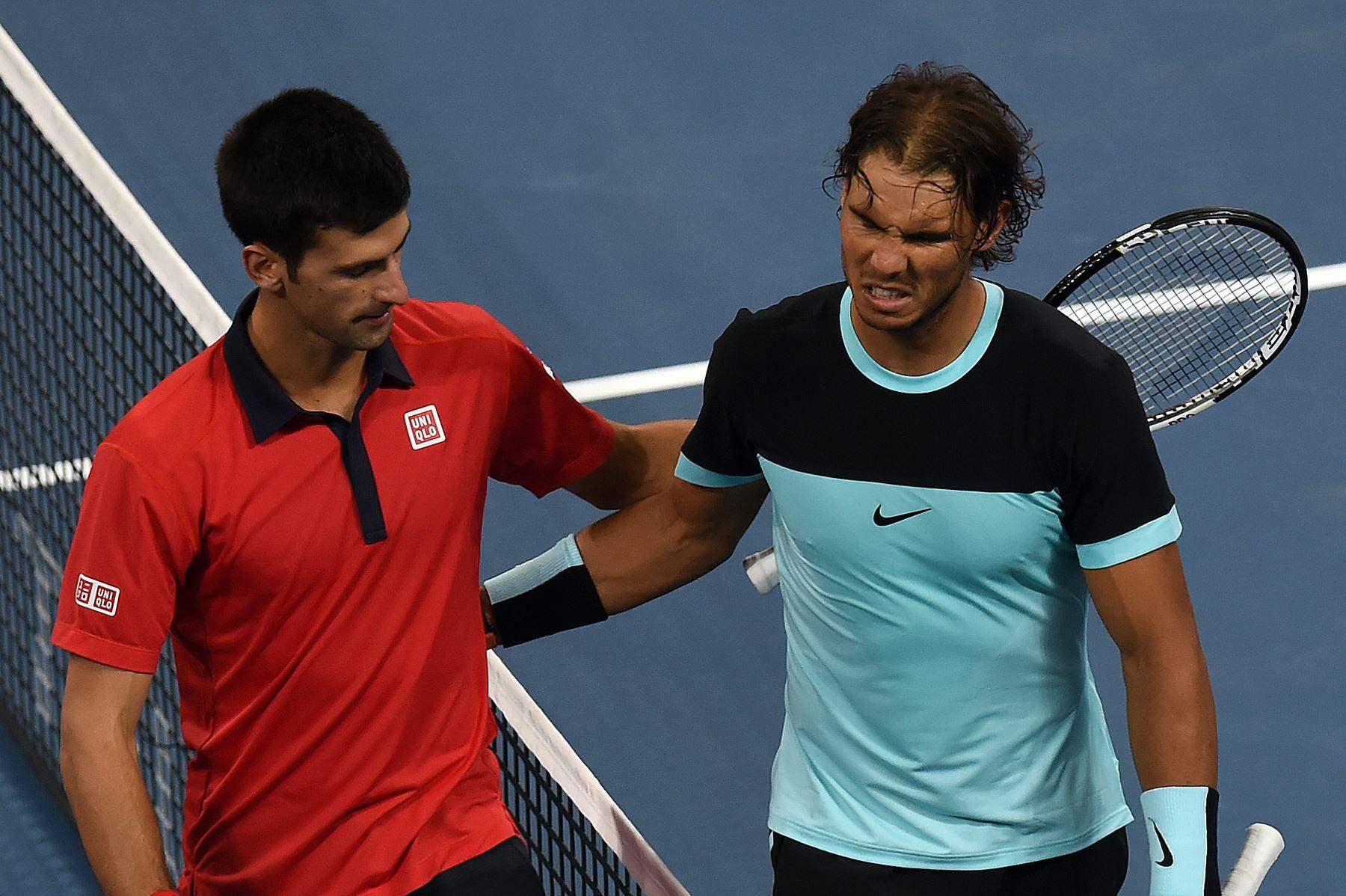 Resultado de imagen para Nadal se cita con Djokovic en semifinales del Masters de Madrid