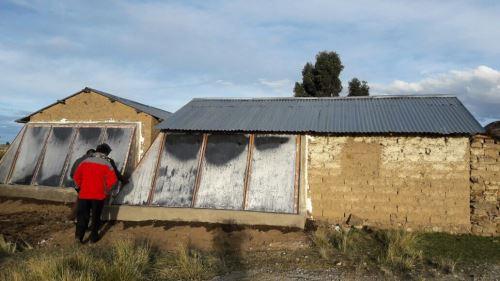 El Midis planea habilitar 1,141 casas  en los centros poblados de 12 distritos de Apurímac, Cusco y Puno,