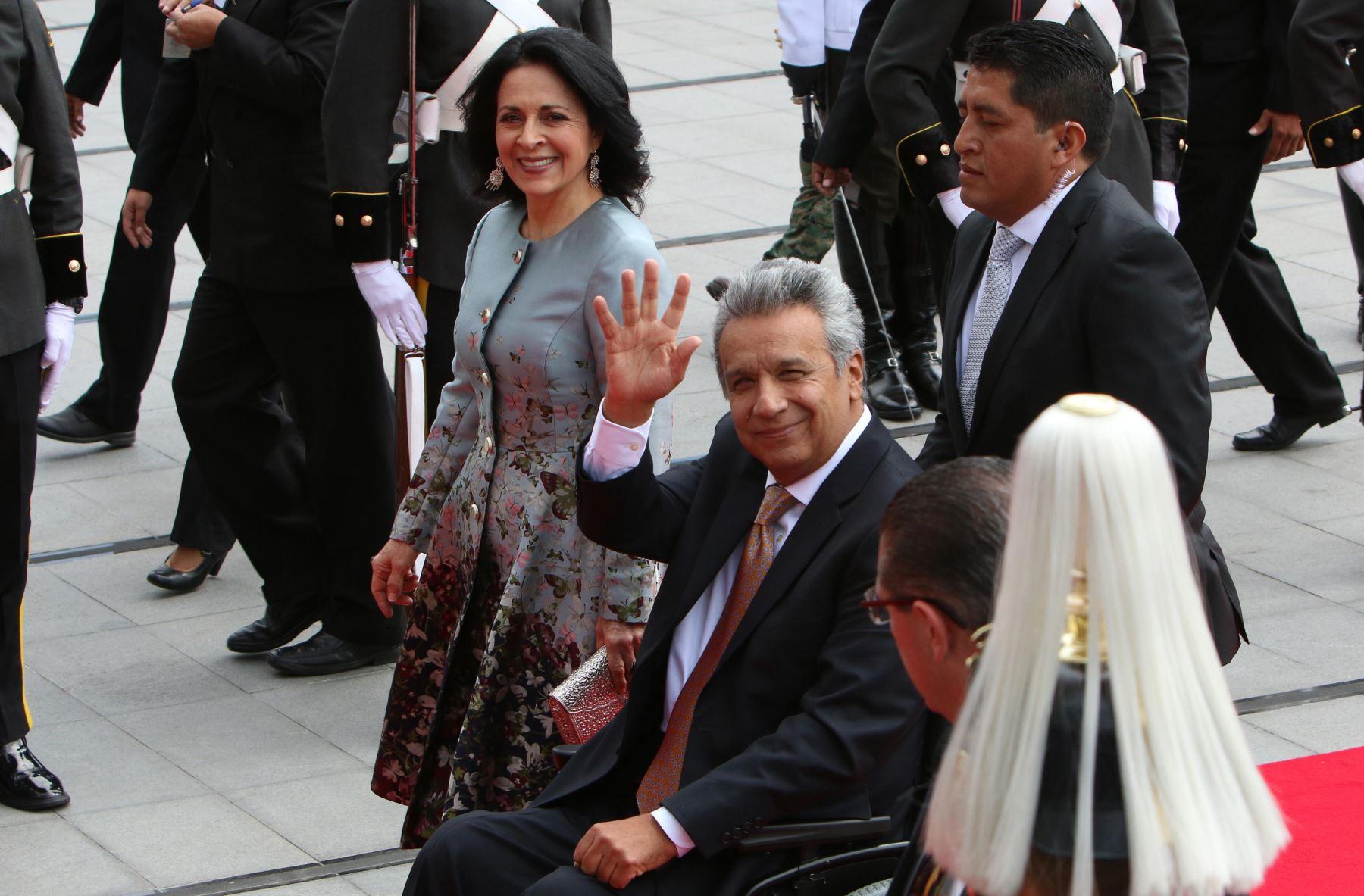 Mandatarios de Perú y Ecuador suscribieron hoy la Declaración de Trujillo