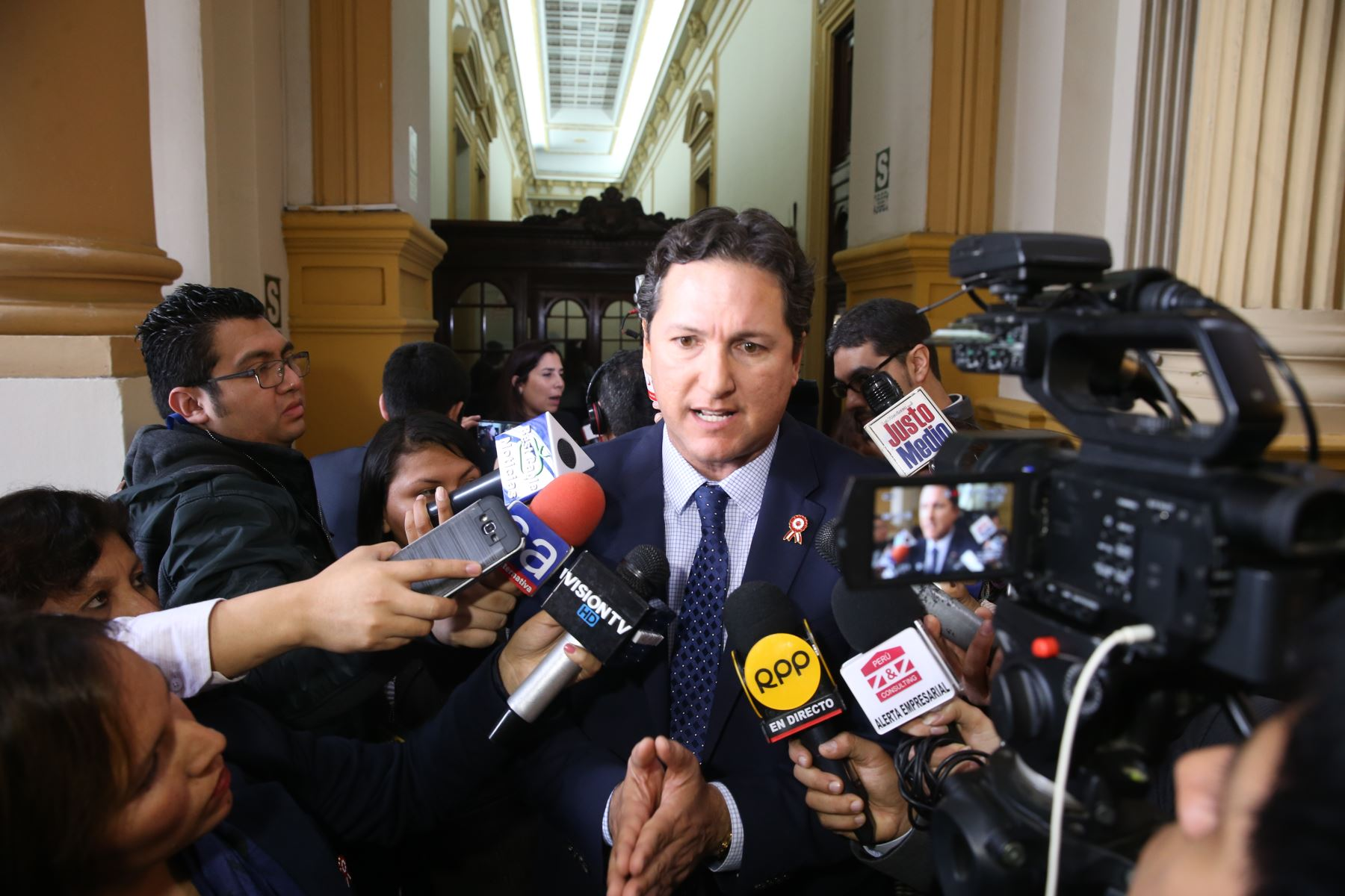 Héctor Becerril: Autonomía del Ministerio Público